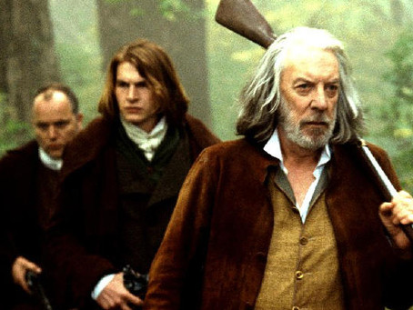 Donald Sutherland, Rachel Hurd-Wood, James D'Arcy and Courtney Solomon – A Haunting Tale