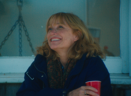 Karen Allen – Experiencing a Year by the Sea
