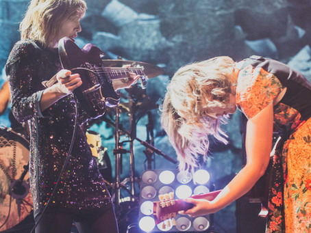 Sleater-Kinney & Torres – Kings Theatre – Brooklyn, NY – December 12, 2015 (A