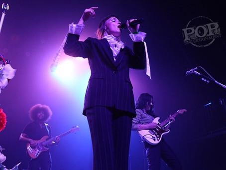 Muna, Grace Mitchell & Huxlee – The Fonda Theatre – Los Angeles, CA – October 17, 2017 (A PopEnt