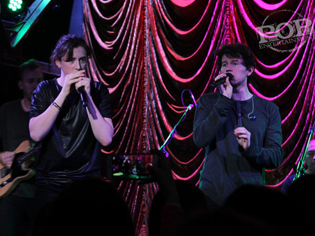 Trevor Moran & Ricky Dillon – Theater of the Living Arts – Philadelphia, PA –