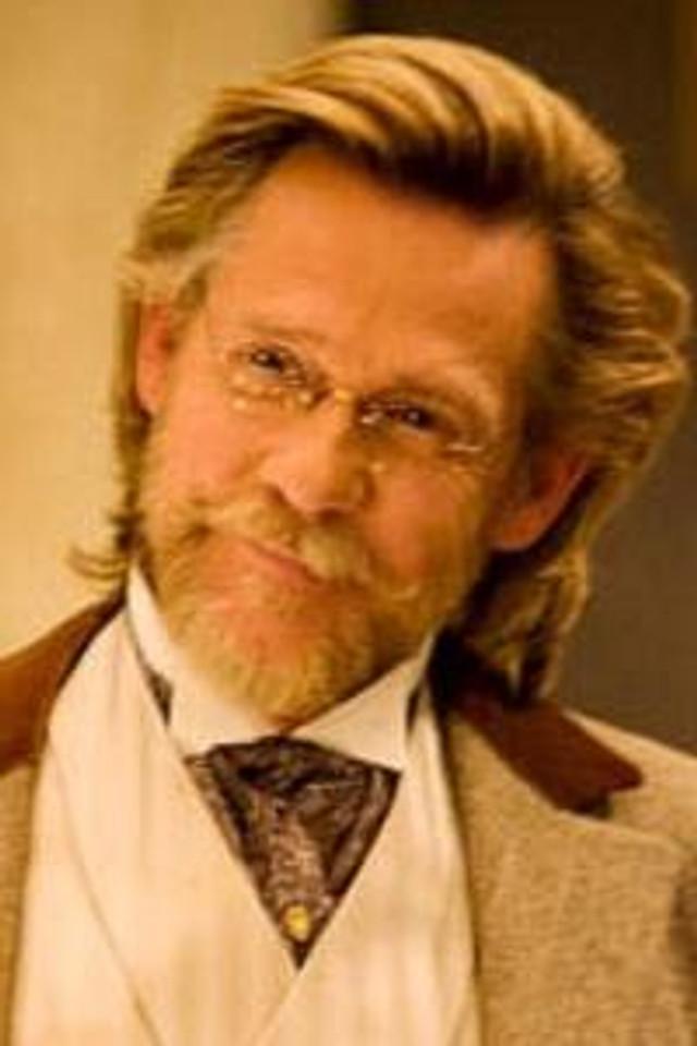 "Dennis Christopher stars in ""Django Unchained."""