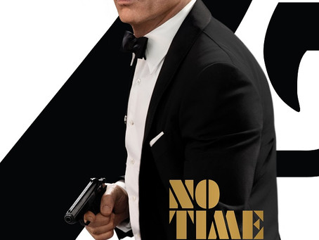 No Time To Die (A PopEntertainment.com Movie Review)