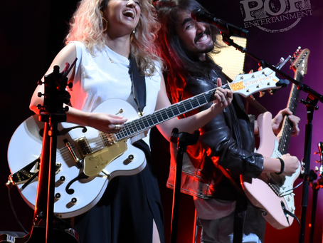 Tori Kelly with special guests – Orpheum Theater – Los Angeles, CA – February 28, 2019 (A PopEnterta