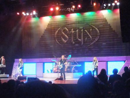 Styx – American Music Theatre – Lancaster, PA – September 19, 2014 (A PopEntertain