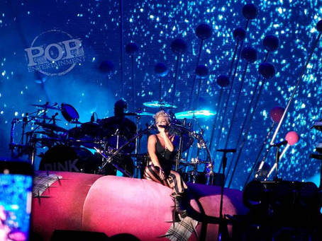 P!NK Hits the Road with the Beautiful Trauma World Tour
