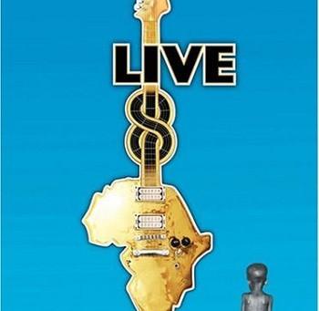 Live 8 (A PopEntertainment.com Music Video Review)