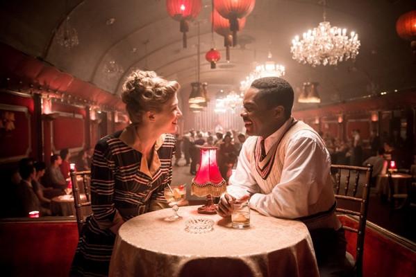 "Rosamund Pike as ""Ruth Williams"" and David Oyelowo as ""Seretse Khama"" in the film A UNITED KINGDOM.Photo by  Stanislav Honzik. © 2017 Twentieth Century Fox Film Corporation All Rights Reserved"