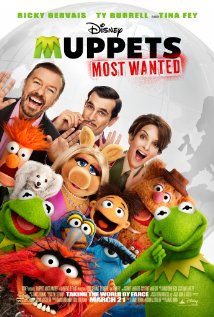 Muppets Most Wanted (A PopEntertainment.com Movie Review)
