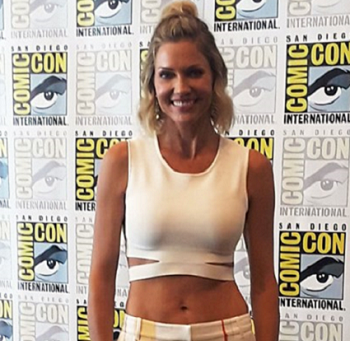 Tricia Helfer – Confessions of a Scream Queen