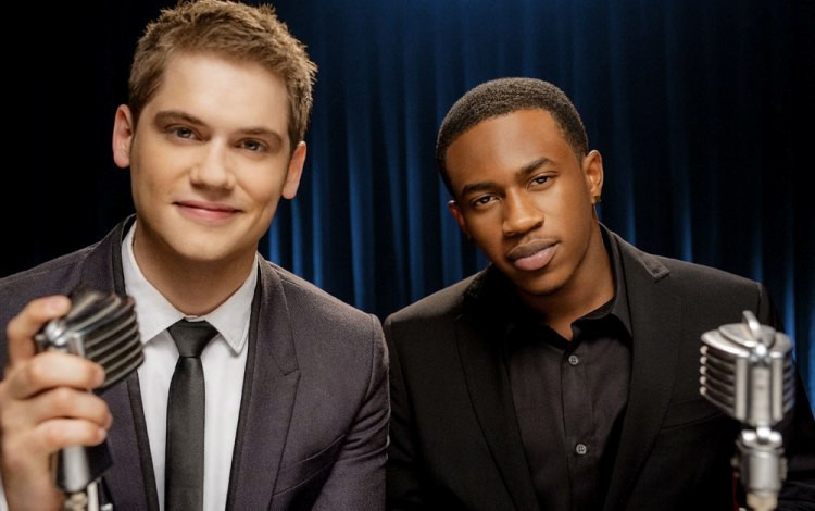 Tony Oller and Malcolm Kelley of MKTO