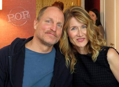 Woody Harrelson & Laura Dern – Being Brutally Honest About Wilson