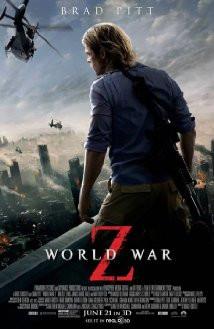 World War Z (A PopEntertainment.com Movie Review)