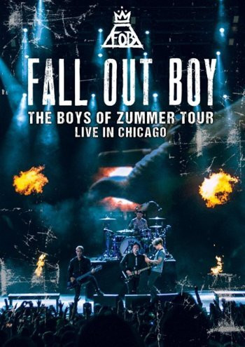 Fall Out Boy - The Boys of Zummer Tour (Live in Chicago)