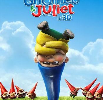 Gnomeo & Juliet (A PopEntertainment.com Movie Review)