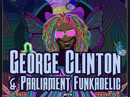 Funk legend George Clinton is Going to Tear the Roof off the Ardmore