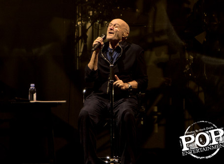 Phil Collins – Barclays Center – Brooklyn, NY – October 14, 2018 (A PopEntertainment.com Concert Rev