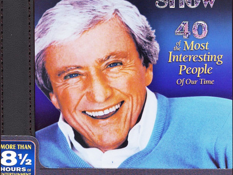 The Merv Griffin Show – 40 Most Interesting People of Our Time (A PopEntertainment.com TV on DVD Rev