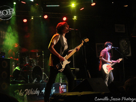Getting to Know the Christopher Brothers at the Whisky A GoGo!