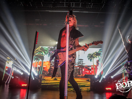 Marianas Trench – PlayStation Theater – New York, NY – July 26, 2016 (A PopEntertainment.com Concert