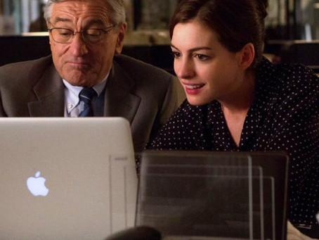 Robert DeNiro , Anne Hathaway & Nancy Meyers Work Out Well in The Intern