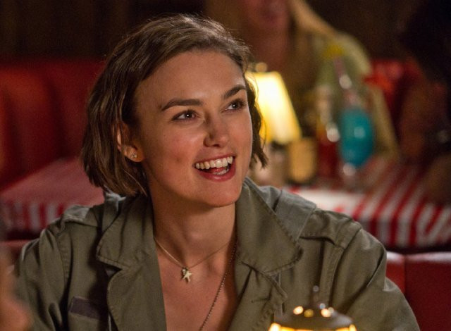 Keira Knightley stars in SEEKING A FRIEND AT THE END OF THE WORLD.
