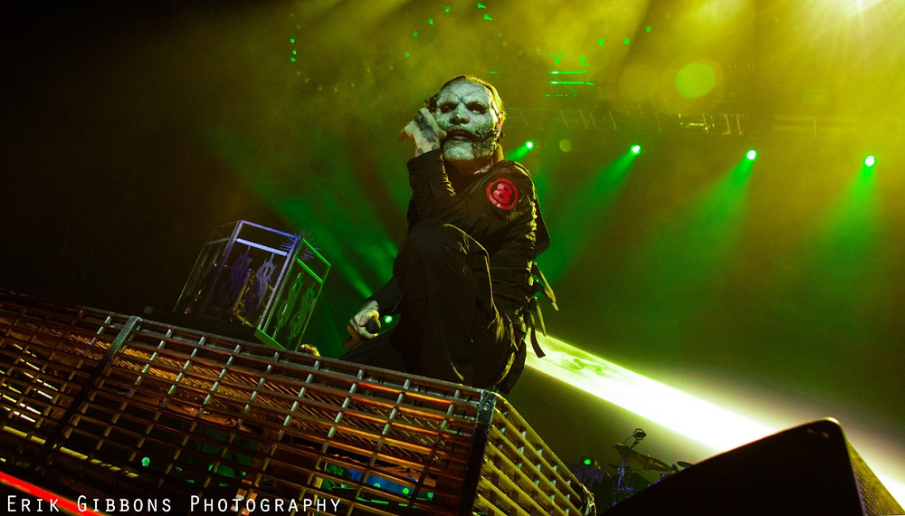 Slipknot – BB&T Pavilion – Camden, NJ – July 27, 2016 – Photo by Erik Gibbons © 2016.