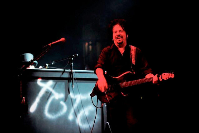 David Paich and Steve Lukather of Toto.