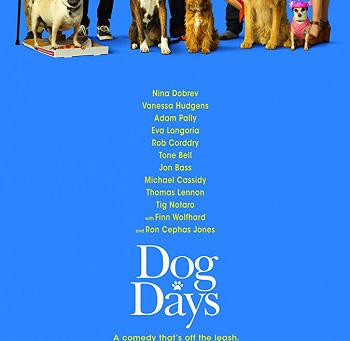 Dog Days (A PopEntertainment.com Movie Review)