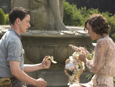 James McAvoy and Keira Knightley – On the Day of Atonement