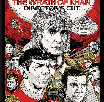 Star Trek II: The Wrath of Khan (Director's Cut) (A PopEntertainment.com Video Review)