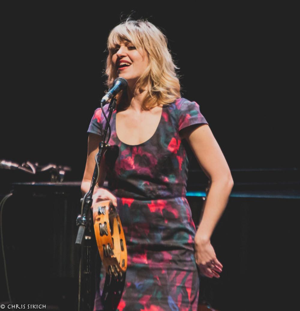 Sara Watkins - Jorgensen Auditorium - UCONN - Storrs, Connecticut - March 5, 2016 - Photo by Chris Sikich © 2016