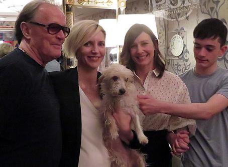 Vera Farmiga, Lewis MacDougall, Peter Fonda and Shana Feste – Breaking Down Boundaries