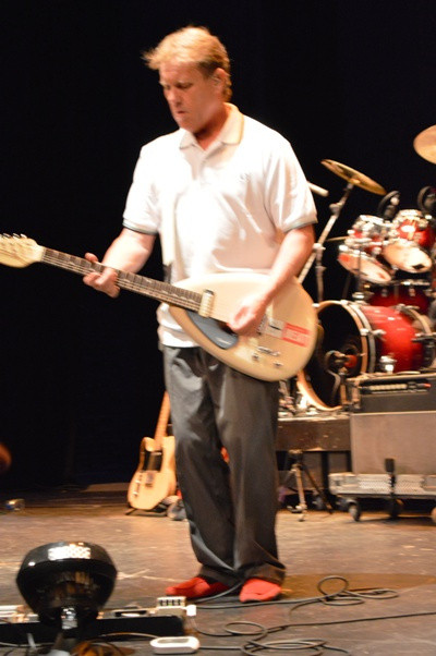 The English Beat at the Prince Music Theater in Philadelphia, PA on June 22, 2014.  Photo copyright 2014 Shana Bergmann.