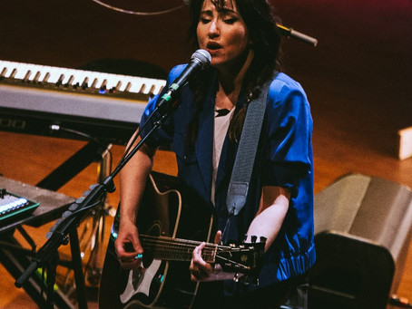 KT Tunstall & Kelvin Jones – World Cafe Live at The Queen – Wilmington, DE – February 22, 2017 (