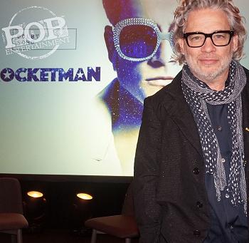 Dexter Fletcher – Director Taps into Elton John's Life to Make Rocketman a Real-Life Mus
