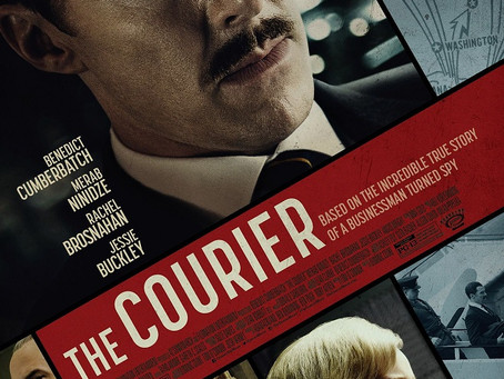 The Courier (A PopEntertainment.com Movie Review)