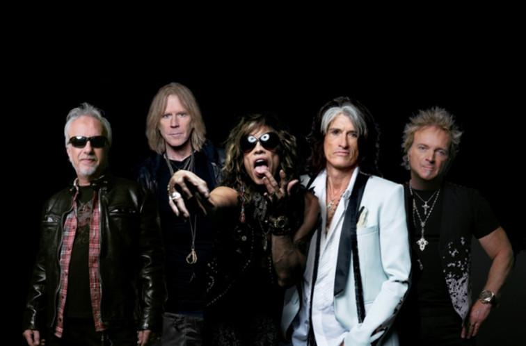 Aerosmith Rock Donington 2014