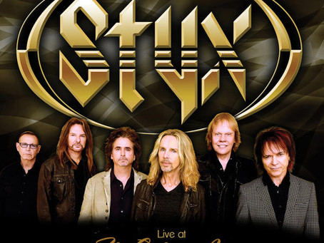 Styx – Live at the Orleans Theater Las Vegas (A PopEntertainment.com Music Video Review)