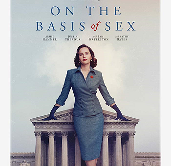 On the Basis of Sex (A PopEntertainment.com Movie Review)