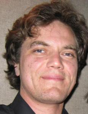 """Michael Shannon at the NY press day for """"The Missing Person."""""""
