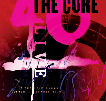 The Cure 40 Live (A PopEntertainment.com Music Video Review)