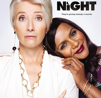 Late Night (A PopEntertainment.com Movie Review)