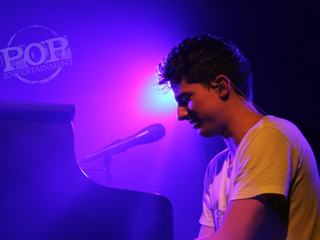 Charlie Puth – Theater of the Living Arts – Philadelphia, Pennsylvania – April 4, 2016  (A Pop