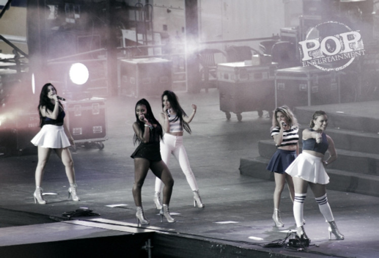 Fifth Harmony at the Show of the Summer in Hershey, PA.