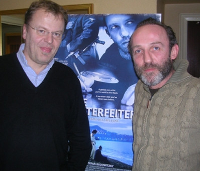 Stefan Ruzowitzky and Karl Markovics – A Director and an Actor Make an Authentic Holocaust Fil