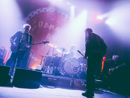The Jesus and Mary Chain – Union Transfer – Philadelphia, PA – May 15, 2017 (A PopEntertainment.com