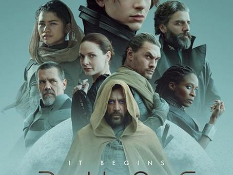 Dune (A PopEntertainment.com Movie Review)