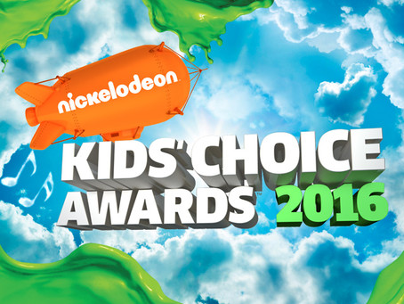 2016 Kids Choice Awards – On your marks…  Get set…  Vote!