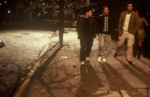 "Jerry Ferrara, Scott Caan and Freddie Prinze,Jr. in ""Brooklyn Rules."""